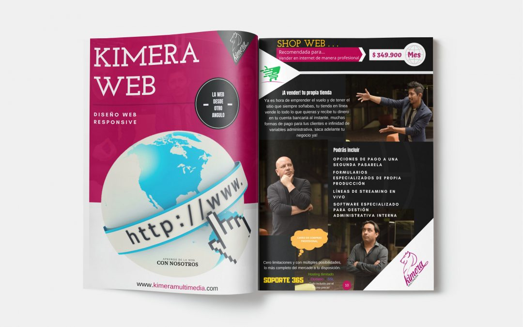 ¡Nueva revista Kimera Web!